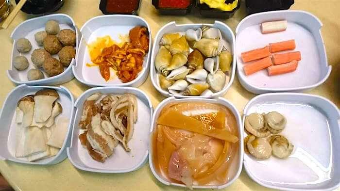 Dee Mak Mookata Food