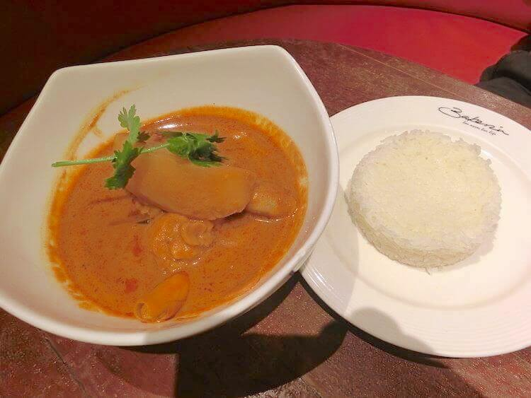 Bakerzin Chix Curry Rice