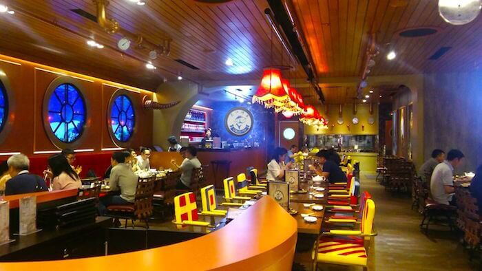 Shu Jiang Grilled Fish Restaurant @ Westgate