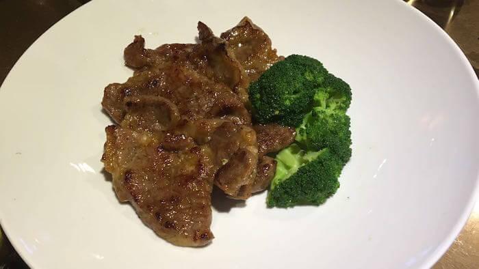 Shu Jiang Pan-Fried Iberico Pork
