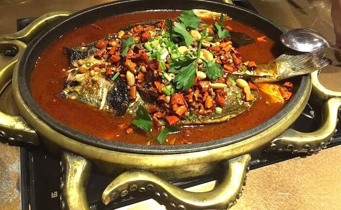 Shu Jiang Sea Bass