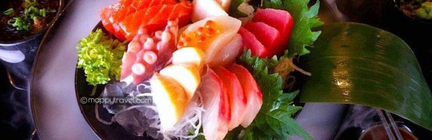 Domori @ Nijyumaru Japanese Restaurant